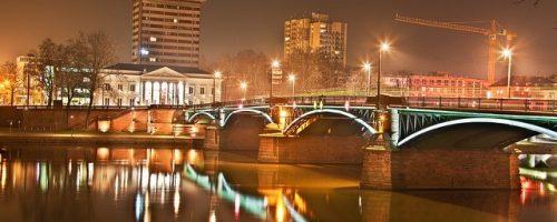 frankfurt-westhafen-night-photograph-3264591_640